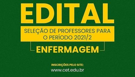 ERRATA PARA PROCESSO DE SELEÇÃO DE PROFESSORES PARA O PERÍODO 2021/2